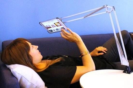 IKEA tablet holder