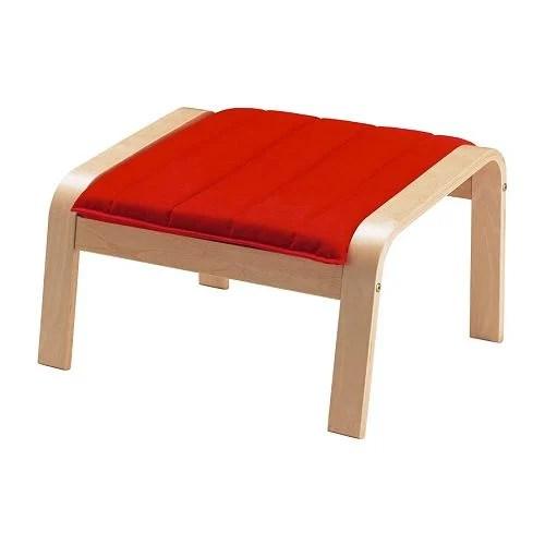 Hackers Help Poang Footstool To Snack Table Ikea Hackers