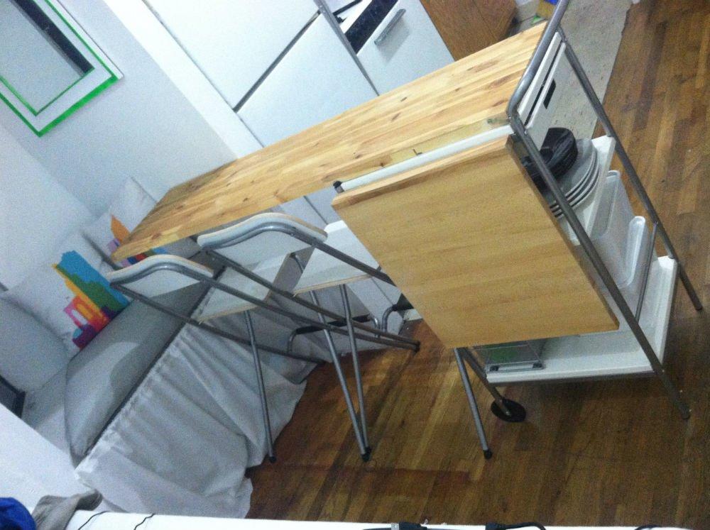Apartment Kitchen Storage Hacks