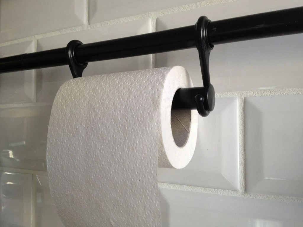 A Small But Useful Fintorp Paper Towel Hack Ikea Hackers