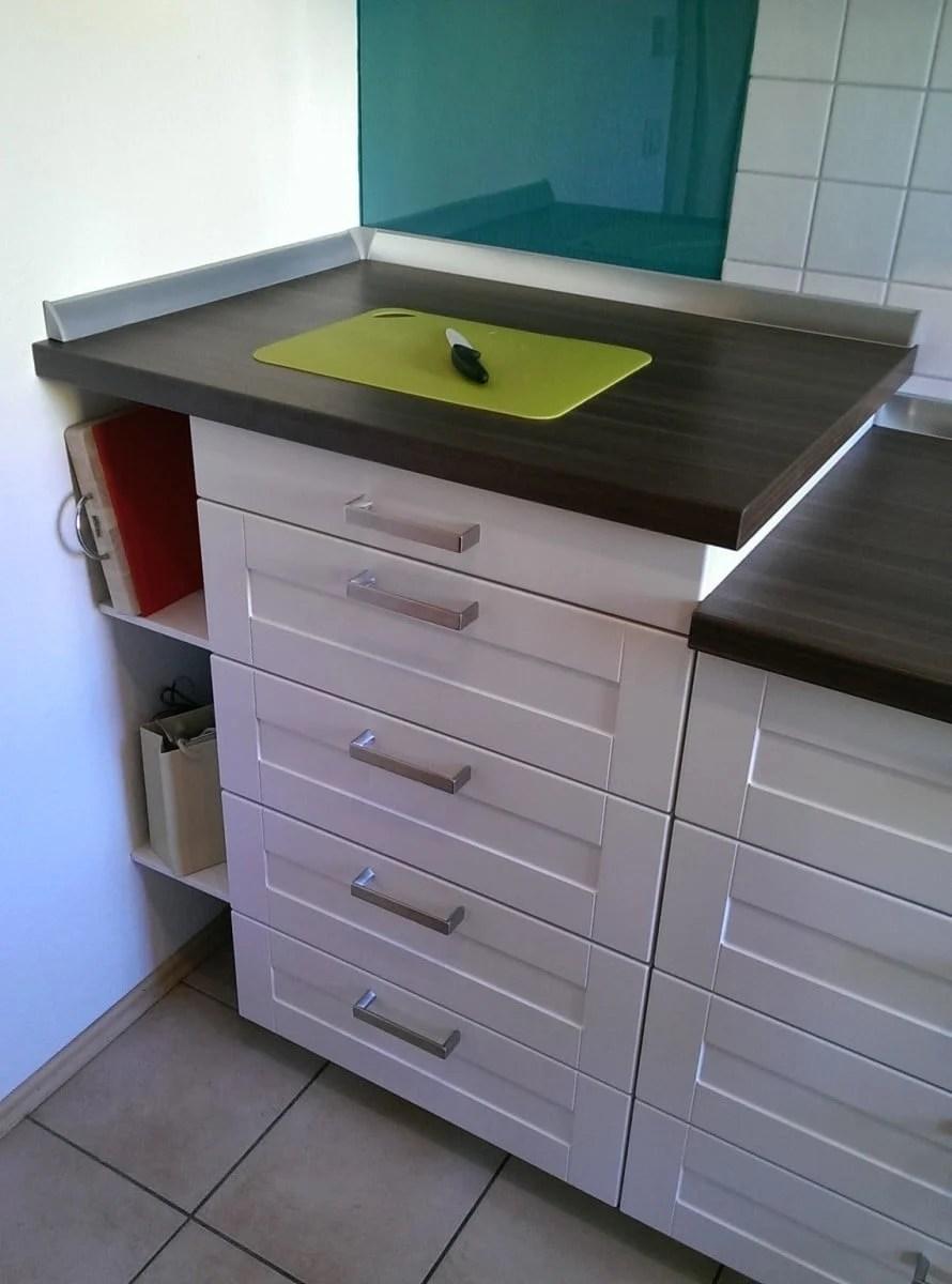 How To Elevate Ikea Metod Kitchen Countertop Ikea Hackers