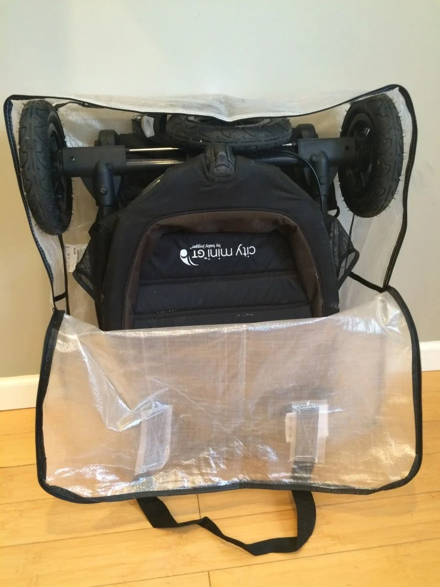 City Mini Gt Stroller In A Dimpa Bag Ikea Hackers