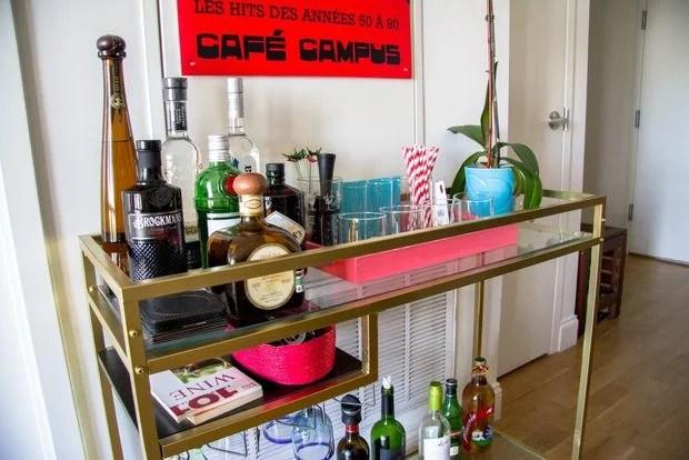 Barra De Bar Ikea Latest Meuble Casier Salon Etagere Ikea