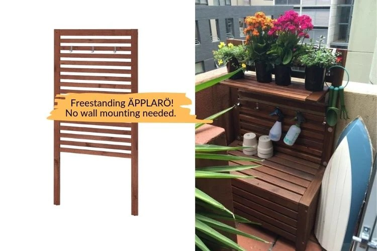 View Ikea Small Patio Ideas Gif