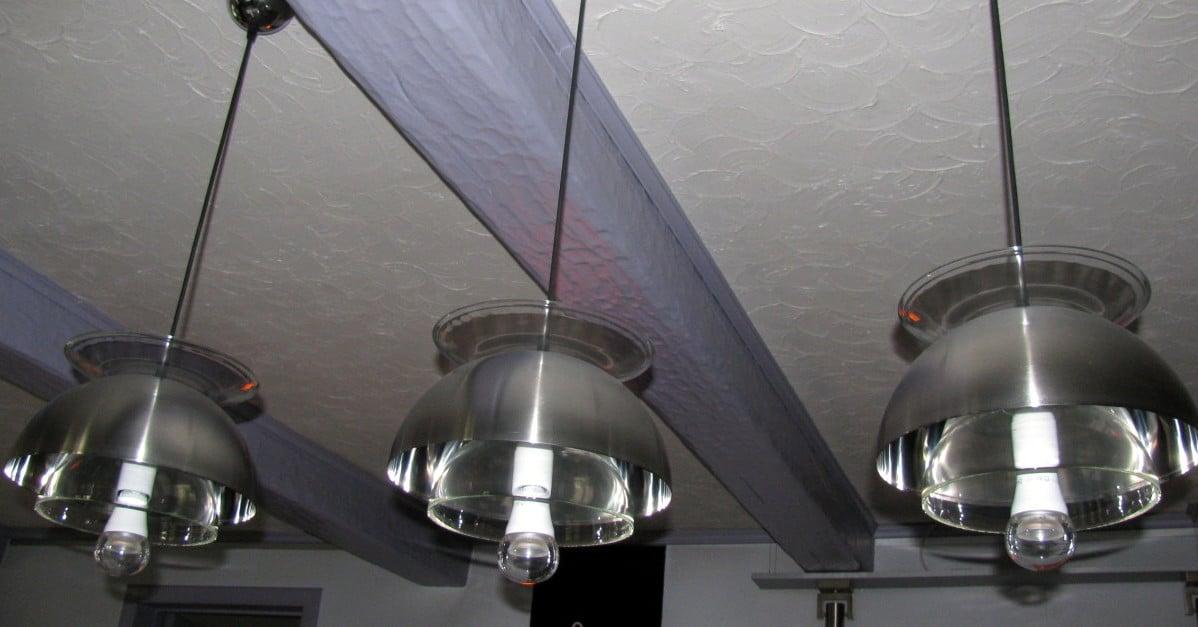 SÖdersvik Led Ceiling Lamp Ikea: Glass Bowls LED Ceiling Lighting
