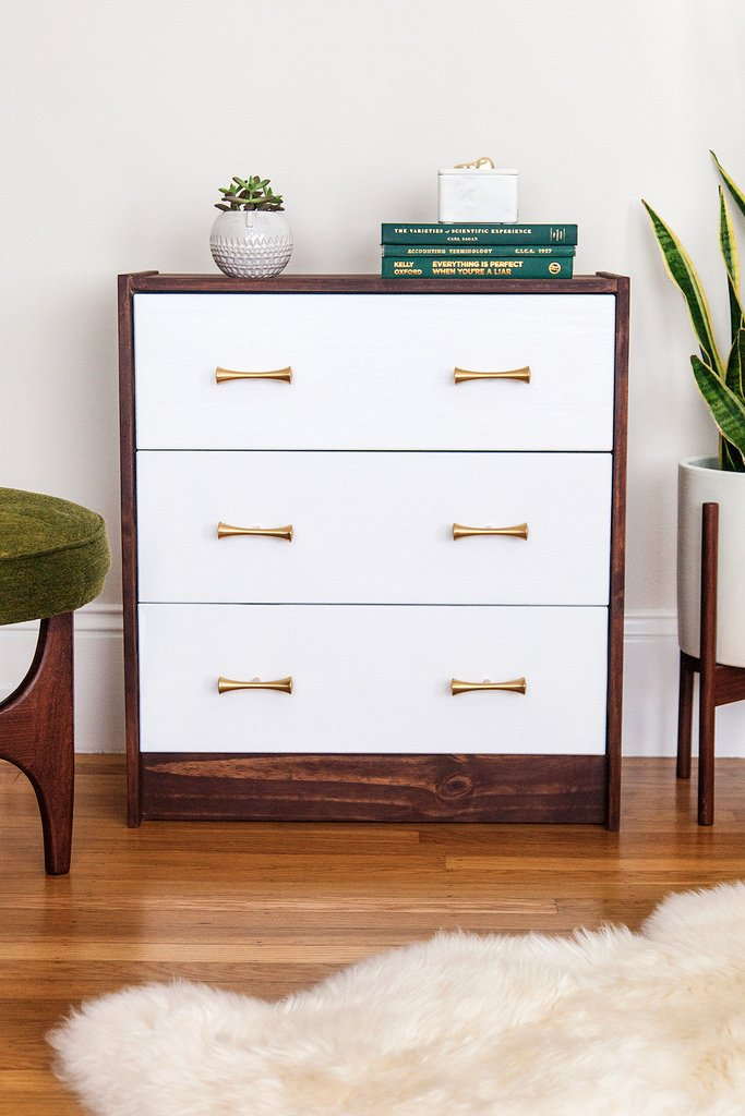 Simple Rast Dresser Upgrade Ikea Hackers