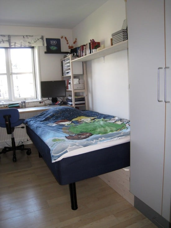 How To Hack A Diy Murphy Bed With Desk Ikea Hackers