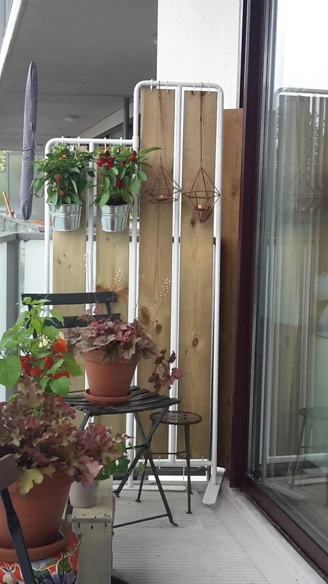 Plant Screen Ikea Hackers