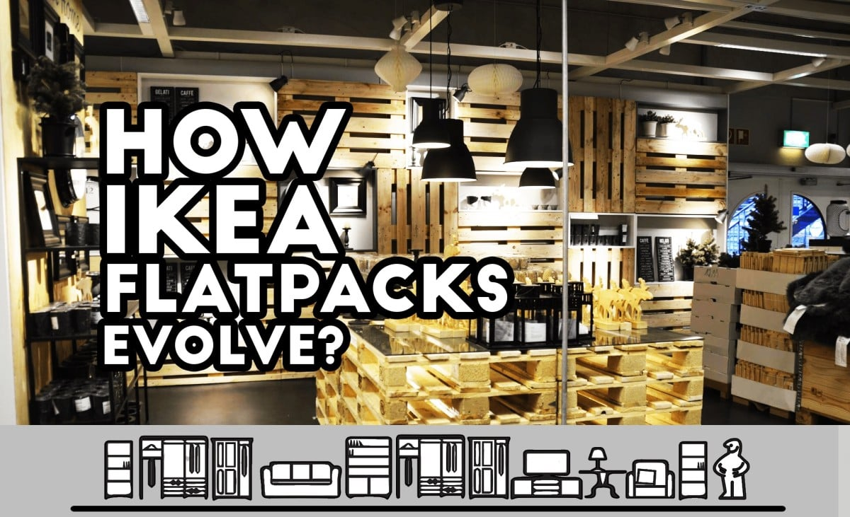 How Ikea Flatpacks Evolve Ikea Hackers