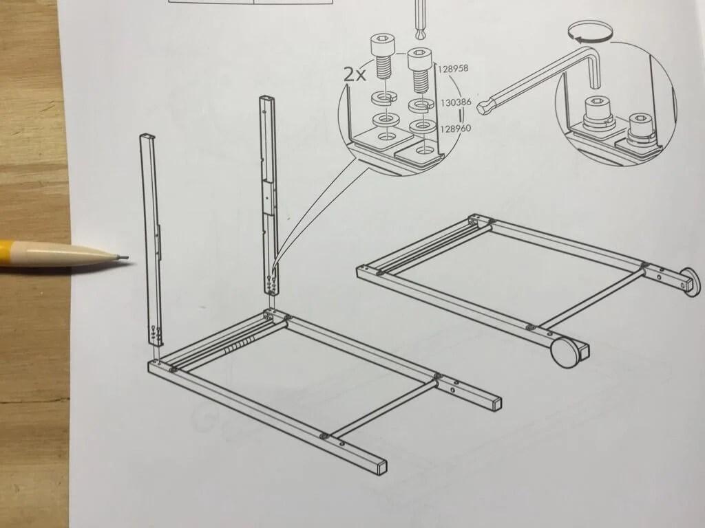Klasen frame