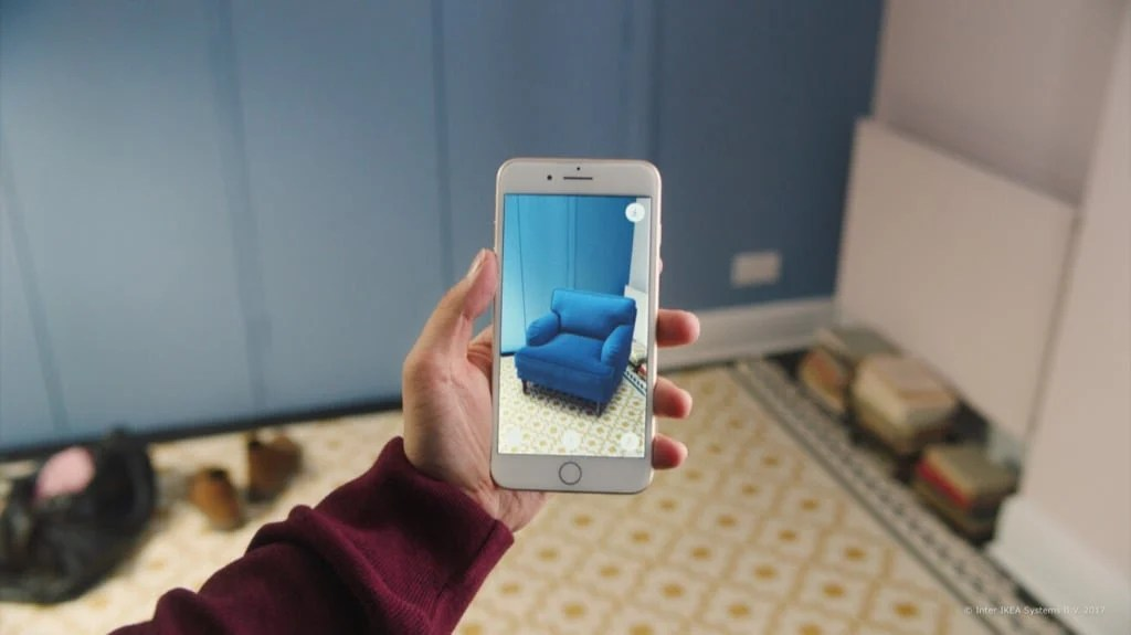 IKEA Place lets you envision it in your home before you buy it