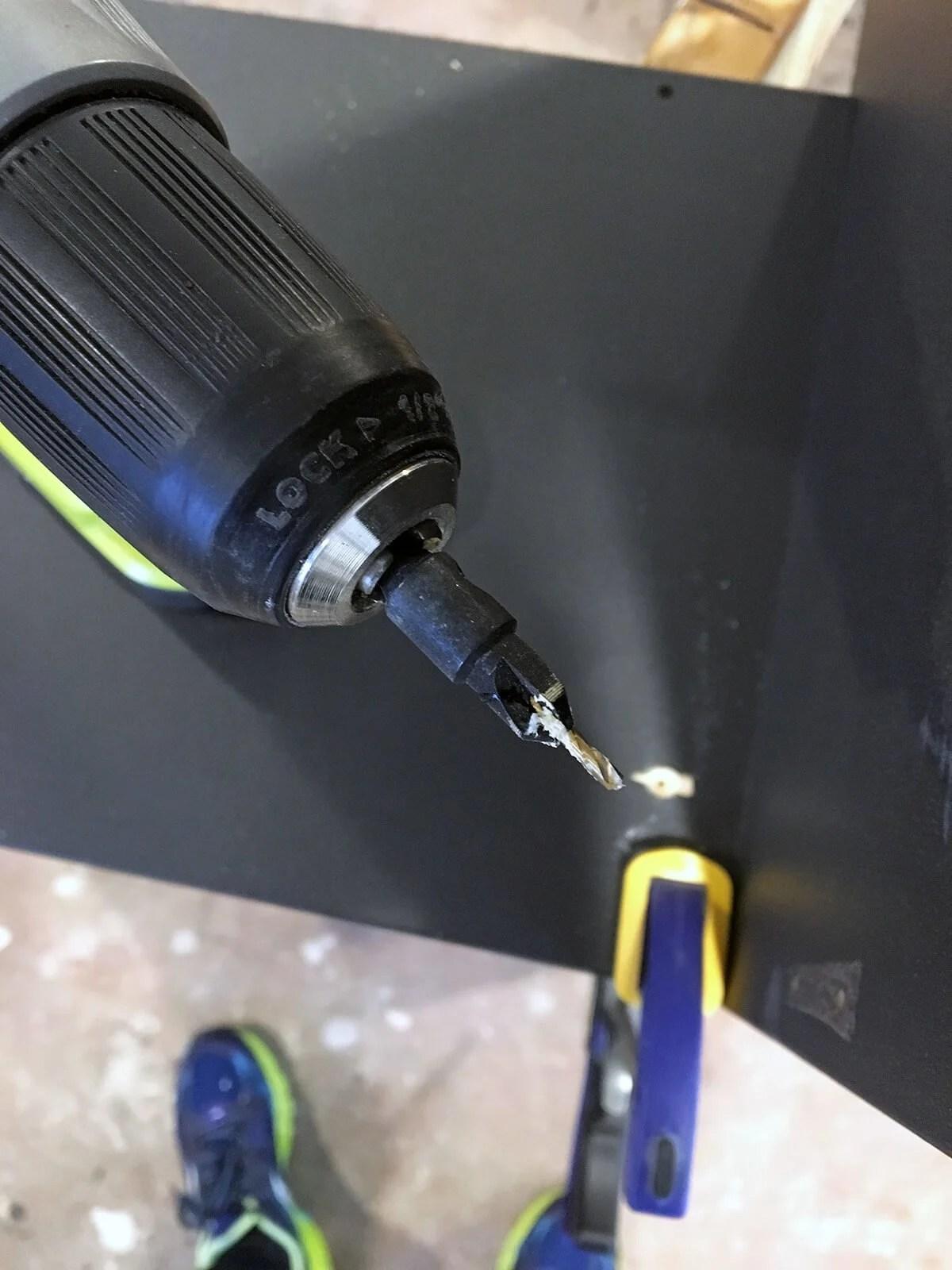 drill sink bit