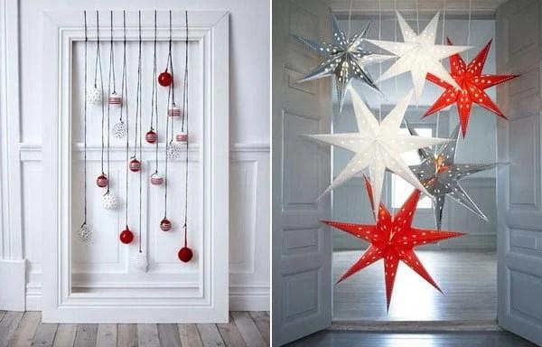 10 last minute ikea christmas decor ideas ikea hackers. Black Bedroom Furniture Sets. Home Design Ideas