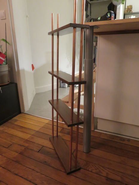Narrow Rolling Kitchen Cart Perfect For In Between Gaps
