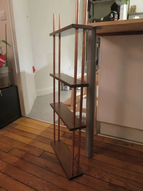 Narrow Rolling Kitchen Cart: Perfect For In Between Gaps