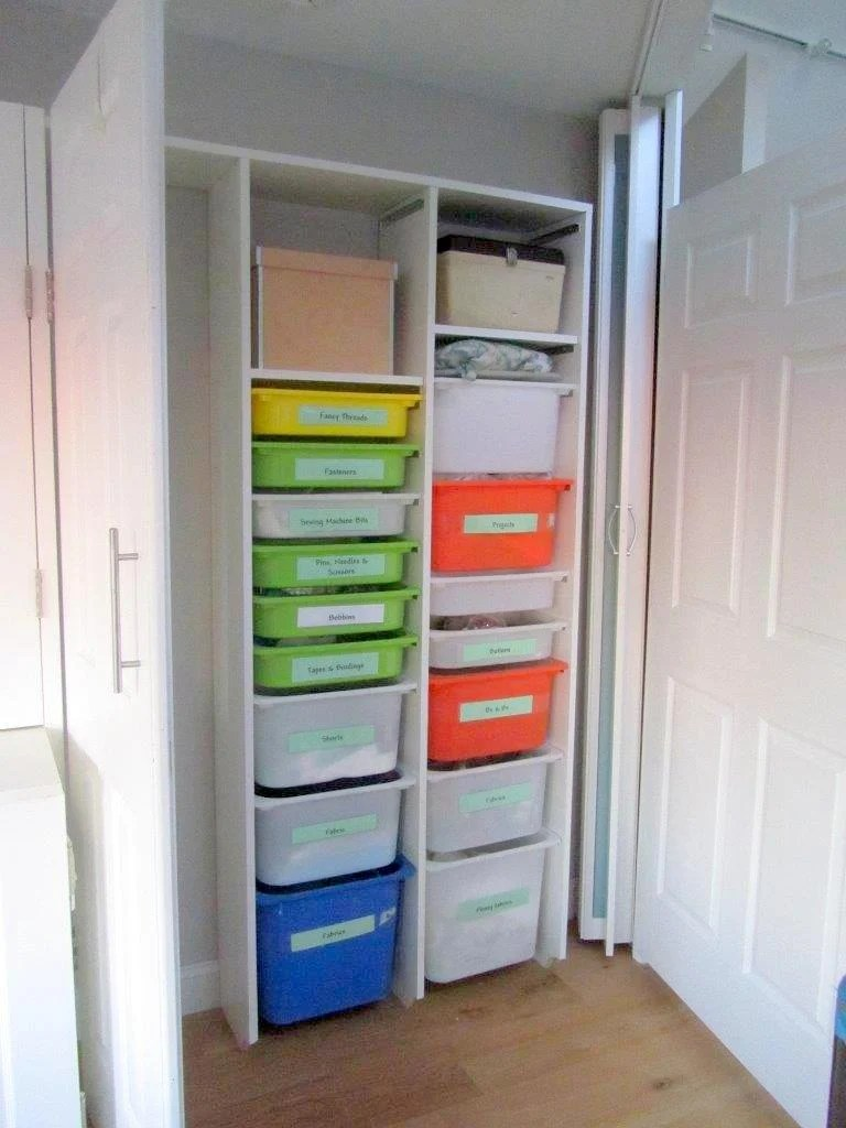 trofast using ikea storage boxes without the frame ikea hackers. Black Bedroom Furniture Sets. Home Design Ideas