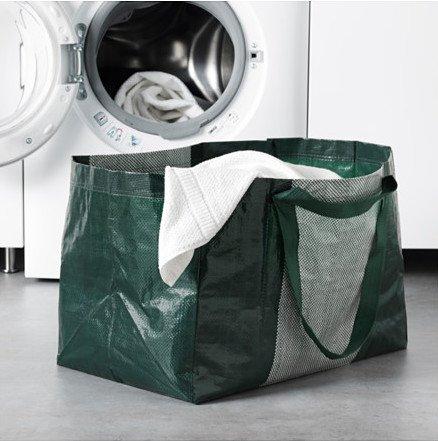 Plastic Fantastic A Woven Ikea Bag Ikea Hackers