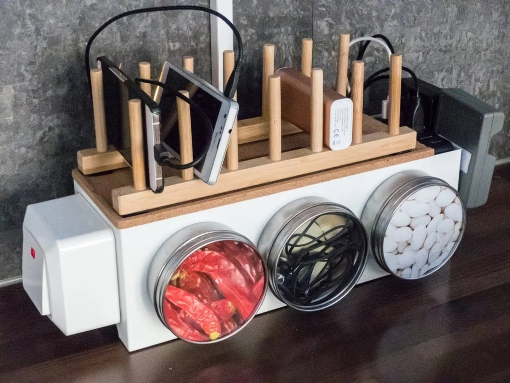 One Charging Station To Rule Them All Ikea Hackers
