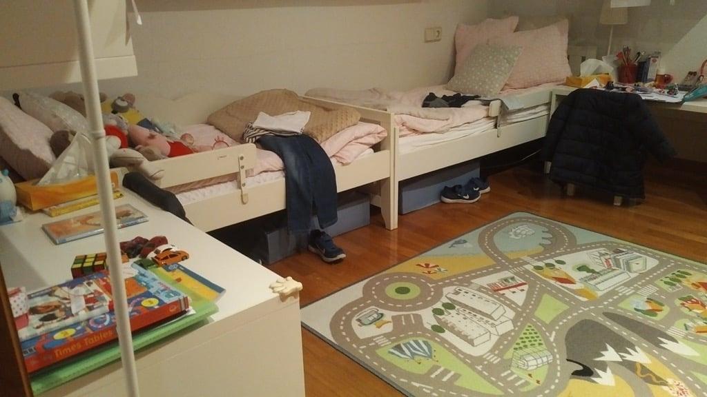 Loft Beds Using Ikea Kritter Kid S Beds Ikea Hackers