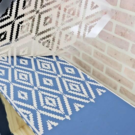 RAST gets an Anthropologie twist with furniture stencils