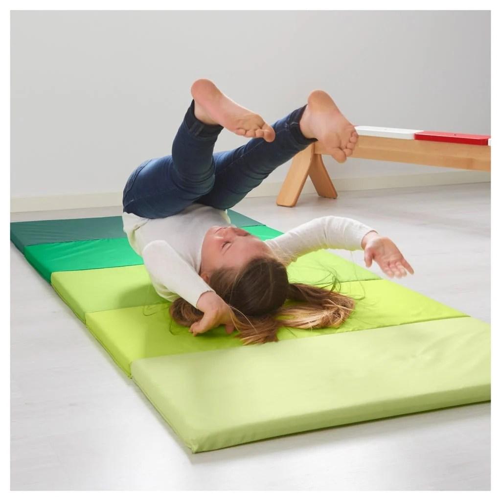 PLUFSIG gym mats