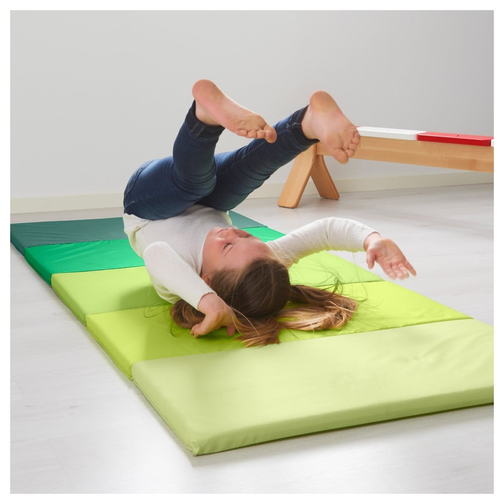Stop The Mat-Gap! Join PLUFSIG Gym Mats Together