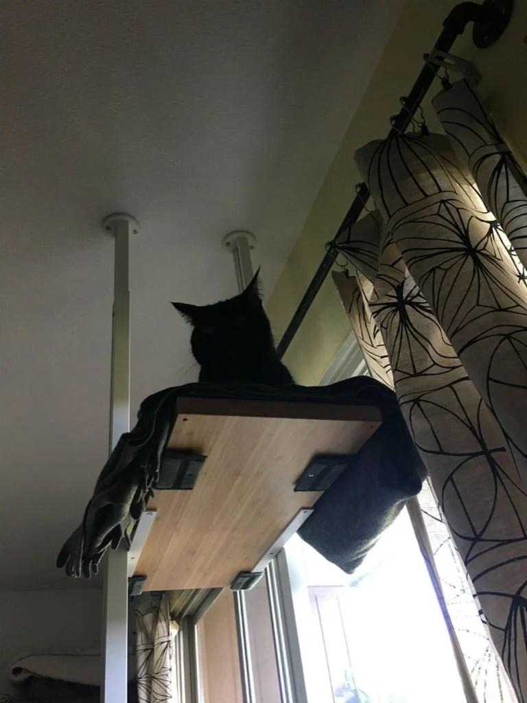 Super Easy ELVARLI cat tower