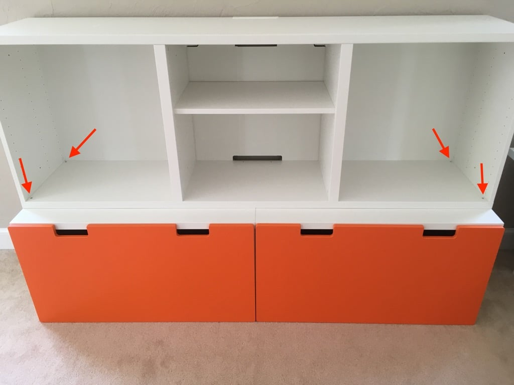 Toy Storage System For Messy Toy Room Ikea Hackers