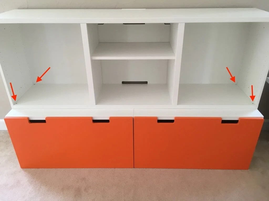 Ordinaire Toy Storage System For Messy Toy Room