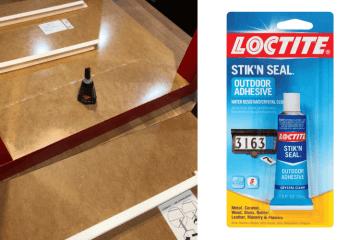 lego table adhesive