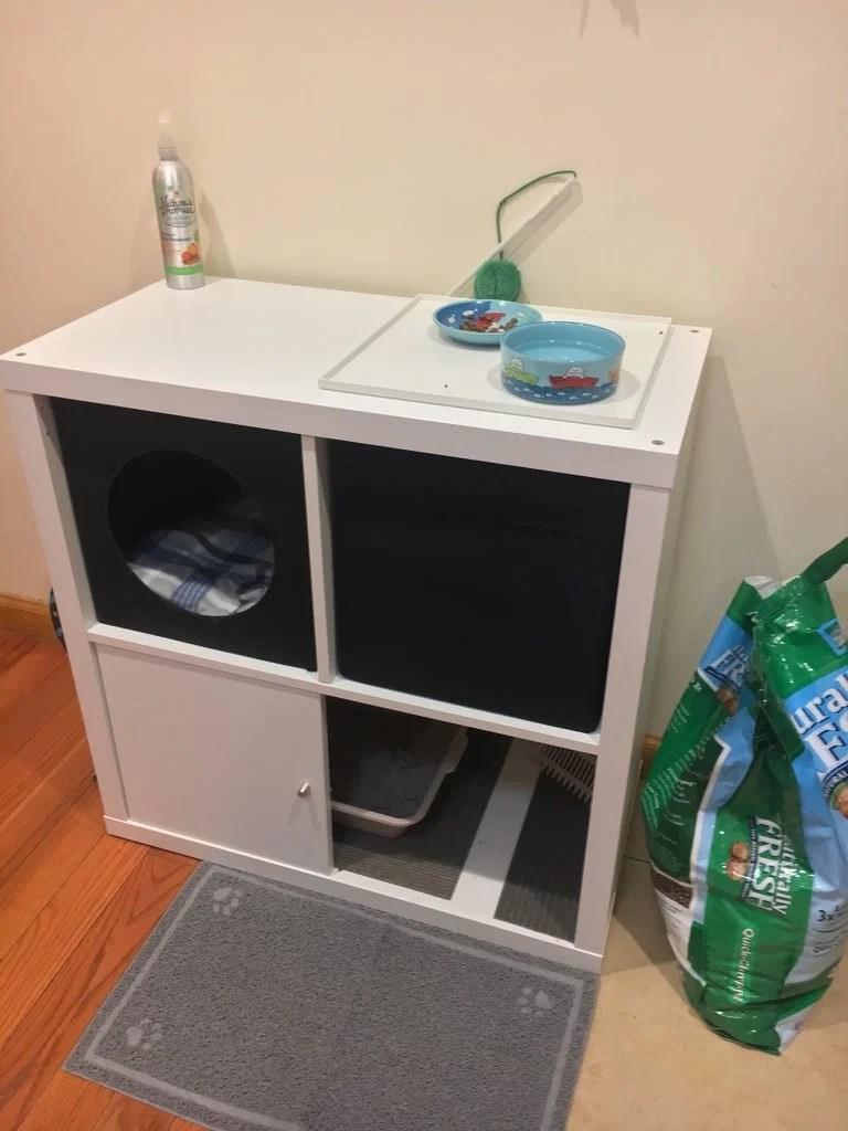 Weekend project: Make a Cozy Cat Corner