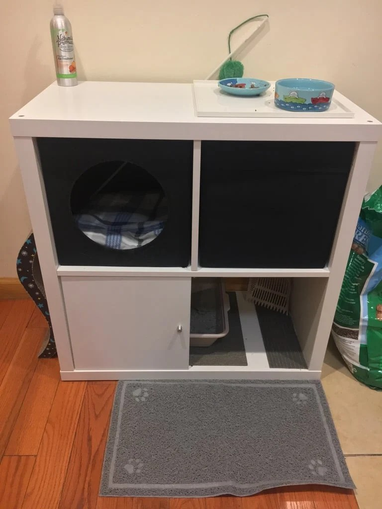 Weekend Project Make A Cozy Corner For Your Cat Ikea