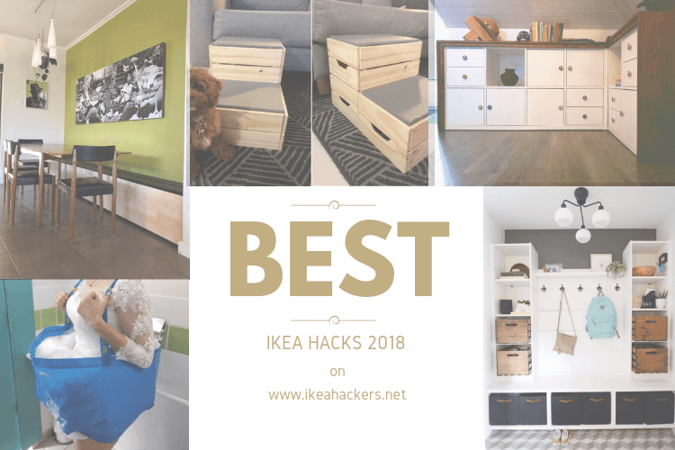 10 Best IKEA hacks of 2018