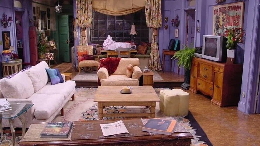 Friends - Monica Geller's apartment
