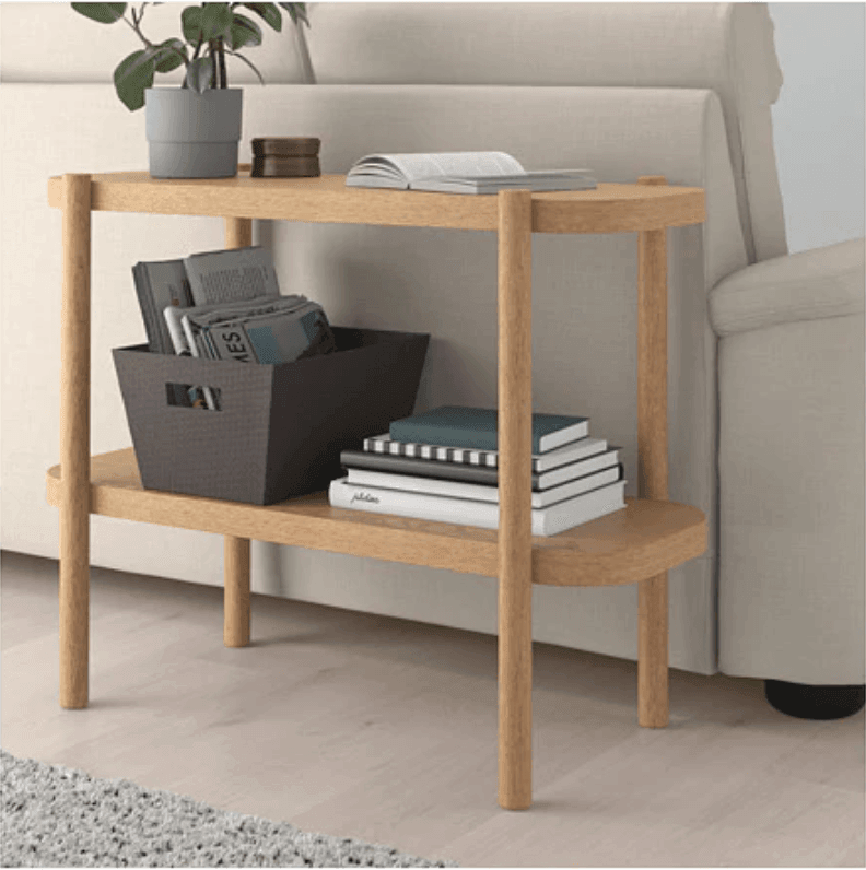 LISTERBY console table