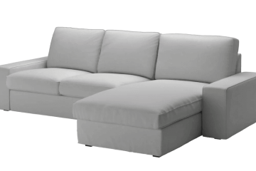 kivik sofa and chaise