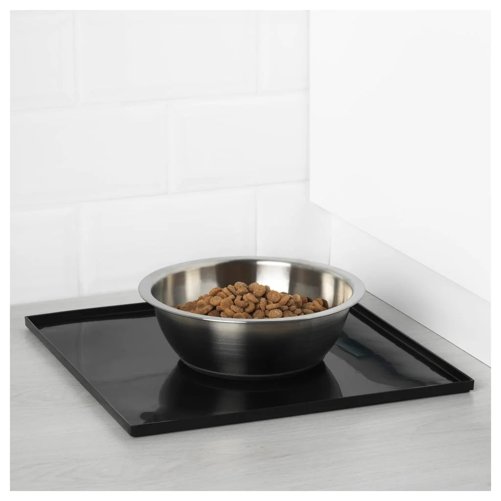 Lurvig place mat for food bowl