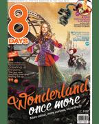 8 Days Press Cover
