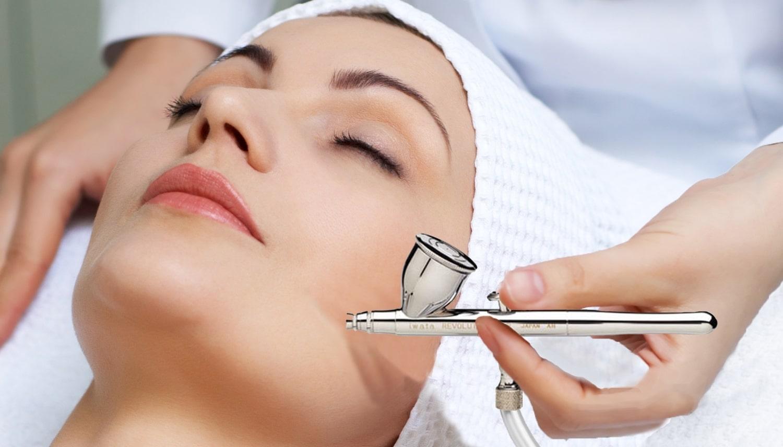 facial care - oxyjet facial