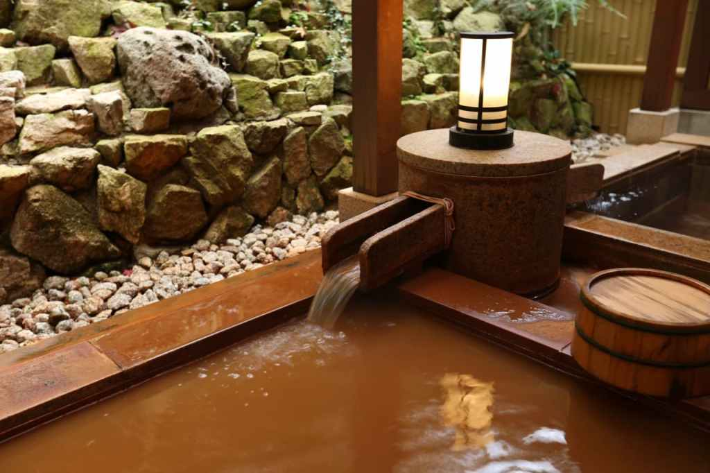 Brown or Red Onsen