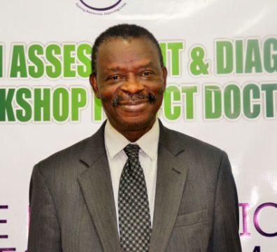Dr. Nwanze Okidigbe