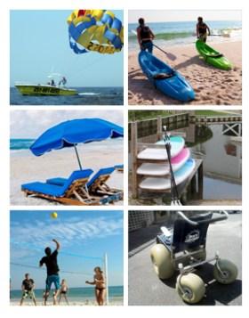Gulf Shores Beach Equipment Rentals - Ike's Beach Service