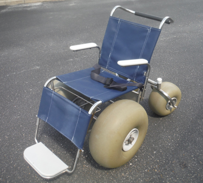 Beach Equipment Rentals - Beach Wheelchair Rental