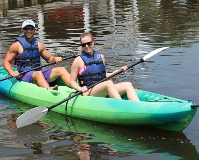 Beach Equipment Rentals - Double Kayak Rental
