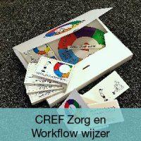 CREF Zorg en workflow wijzer