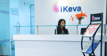 Reception iKeva Chennai