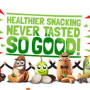 Healthy Snacks Sampling at iKeva Powai