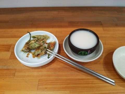 春川鶏カルビマッコリ