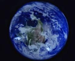 ポールシフトした地球