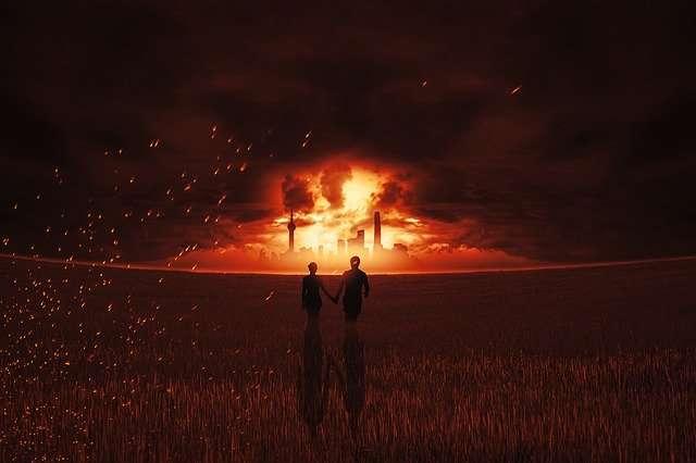地球の終わり